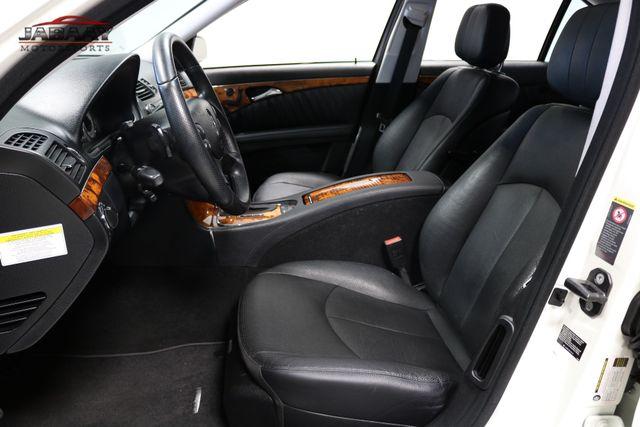 2009 Mercedes-Benz E550 Sport 5.5L Merrillville, Indiana 10