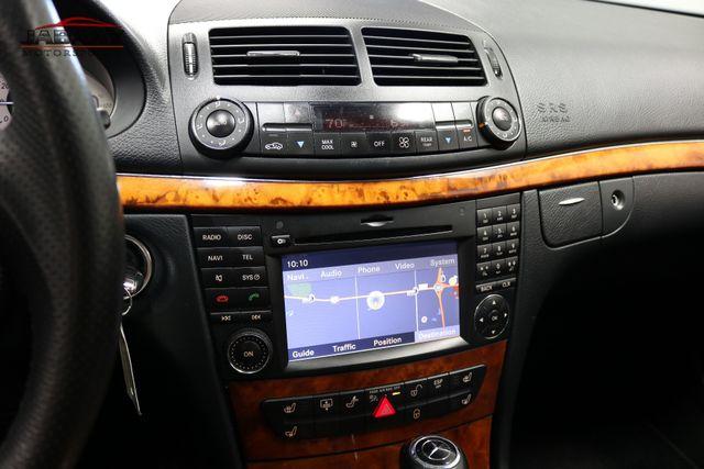 2009 Mercedes-Benz E550 Sport 5.5L Merrillville, Indiana 19