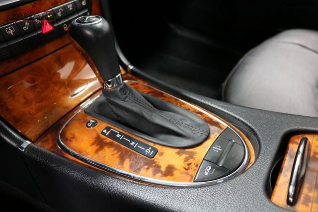 2009 Mercedes-Benz E550 Sport 5.5L Merrillville, Indiana 21