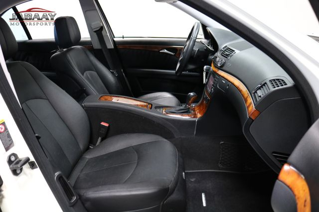 2009 Mercedes-Benz E550 Sport 5.5L Merrillville, Indiana 15
