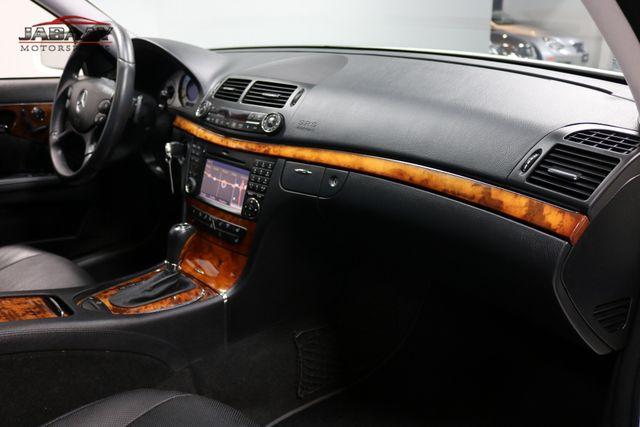 2009 Mercedes-Benz E550 Sport 5.5L Merrillville, Indiana 16