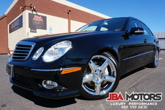 2009 Mercedes-Benz E550 AMG Sport Package E Class 550 Sedan | MESA, AZ | JBA MOTORS in Mesa AZ