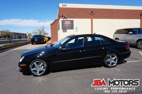 2009 Mercedes-Benz E550 AMG Sport Package E Class 550 Sedan | MESA, AZ | JBA MOTORS in MESA, AZ