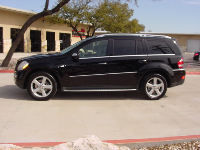 2009 Mercedes-Benz GL-Class 3.0L BlueTec Austin , Texas 1