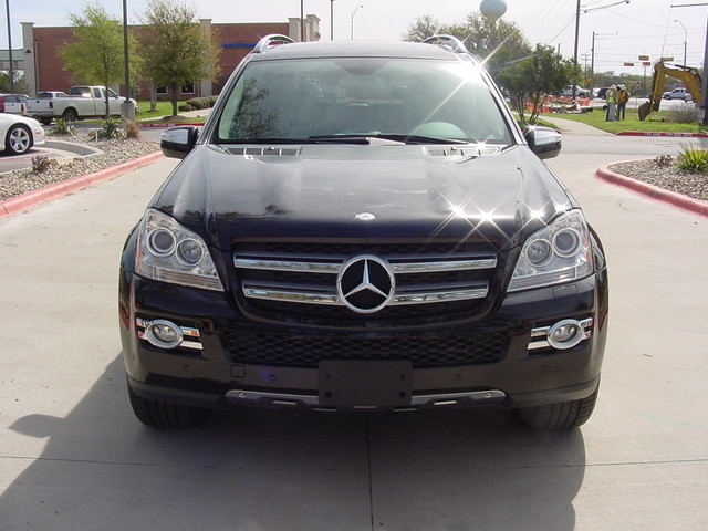 2009 Mercedes-Benz GL-Class 3.0L BlueTec Austin , Texas 11
