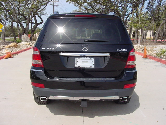 2009 Mercedes-Benz GL-Class 3.0L BlueTec Austin , Texas 3