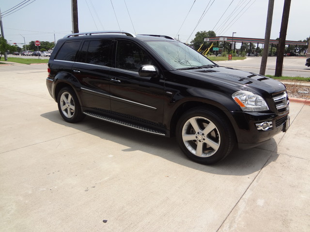 2009 Mercedes-Benz GL-Class 3.0L BlueTec Austin , Texas 7