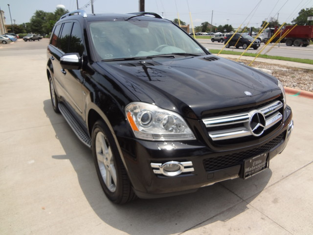 2009 Mercedes-Benz GL-Class 3.0L BlueTec Austin , Texas 8
