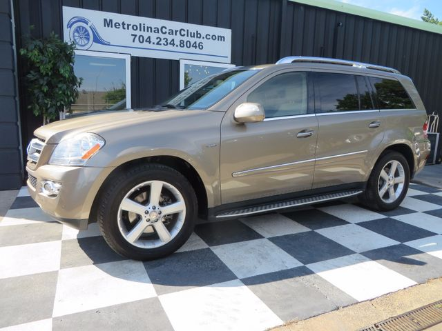 2009 Mercedes-Benz GL320 3.0L BlueTEC Charlotte-Matthews, North Carolina 1