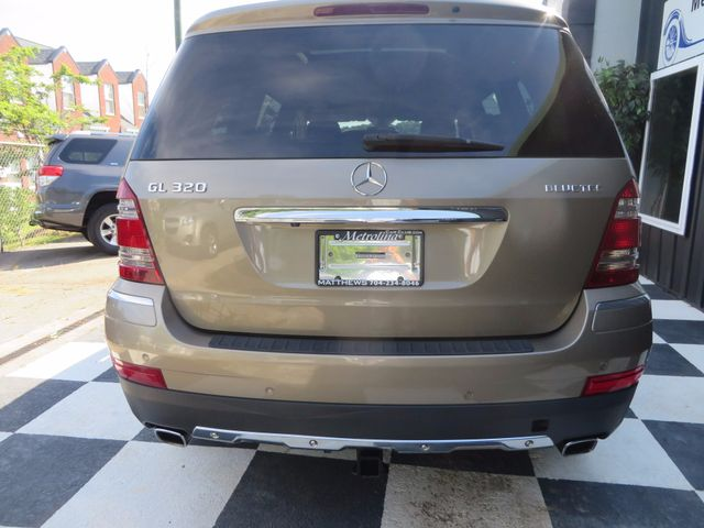 2009 Mercedes-Benz GL320 3.0L BlueTEC Charlotte-Matthews, North Carolina 22