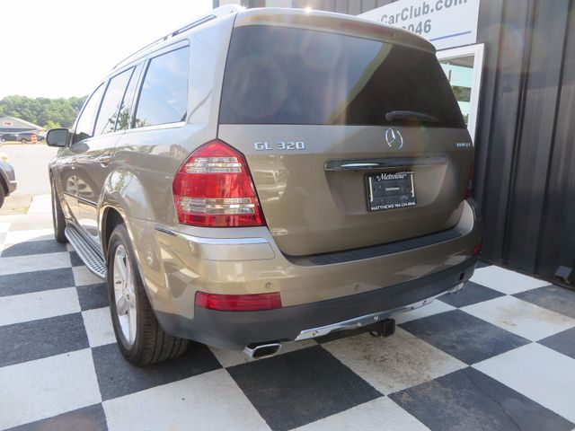 2009 Mercedes-Benz GL320 3.0L BlueTEC Charlotte-Matthews, North Carolina 23