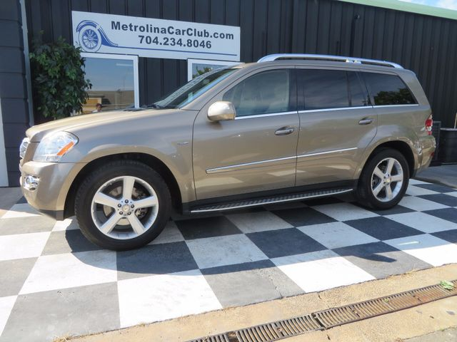 2009 Mercedes-Benz GL320 3.0L BlueTEC Charlotte-Matthews, North Carolina 2