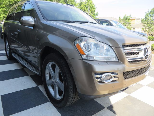 2009 Mercedes-Benz GL320 3.0L BlueTEC Charlotte-Matthews, North Carolina 9