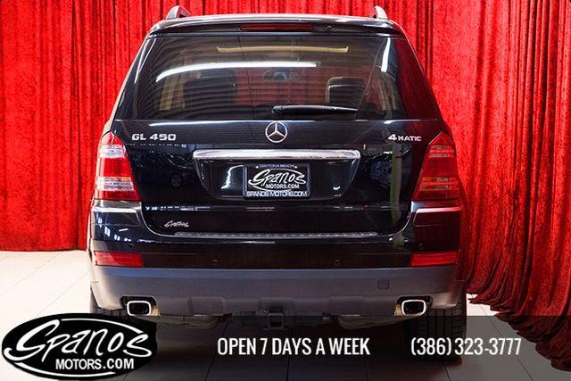 2009 Mercedes-Benz GL450 4.6L Daytona Beach, FL 4