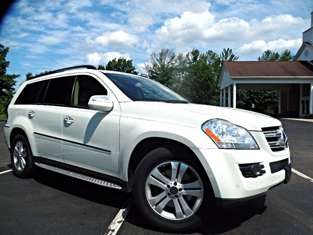 2009 Mercedes-Benz GL450 DUAL DVD 4.6L Leesburg, Virginia 1