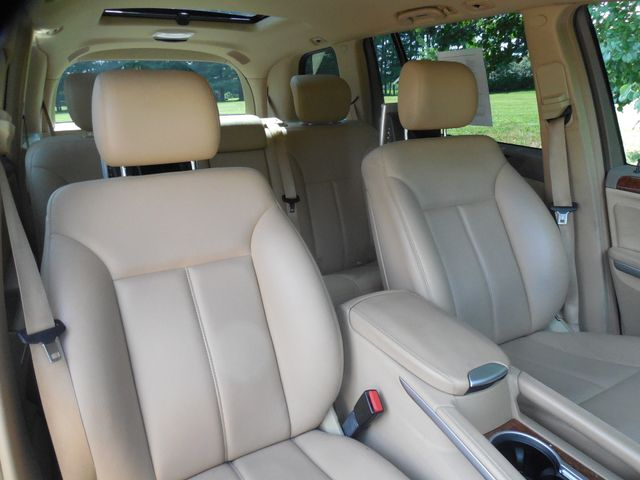 2009 Mercedes-Benz GL450 DUAL DVD 4.6L Leesburg, Virginia 9