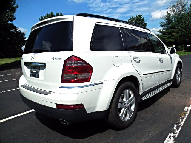 2009 Mercedes-Benz GL450 DUAL DVD 4.6L Leesburg, Virginia 2