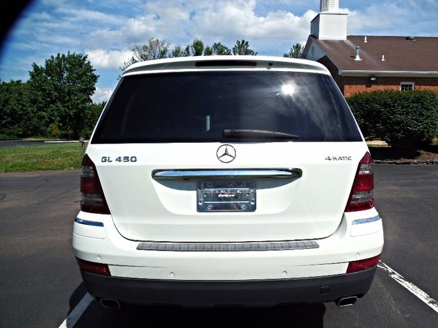 2009 Mercedes-Benz GL450 DUAL DVD 4.6L Leesburg, Virginia 6
