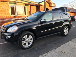 2009 Mercedes-Benz GL450 4.6L Knoxville , Tennessee 8
