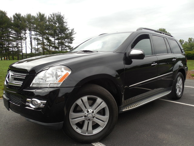 2009 Mercedes-Benz GL450 4.6L Leesburg, Virginia 0