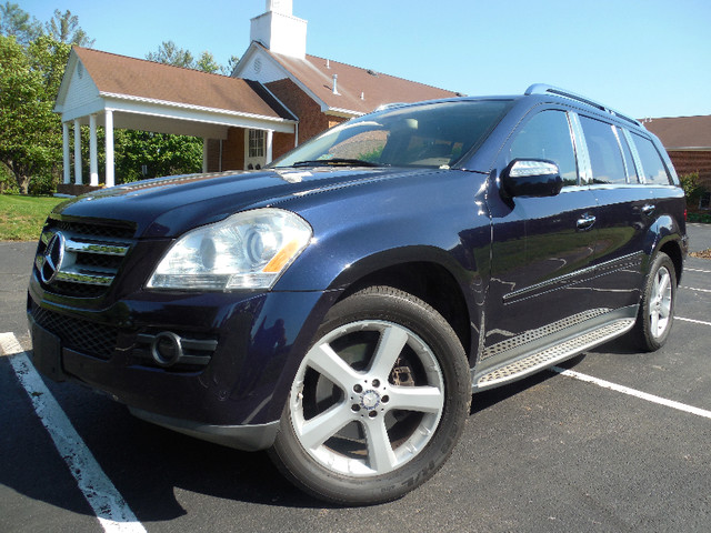2009 Mercedes-Benz GL450 4.6L Leesburg, Virginia 2