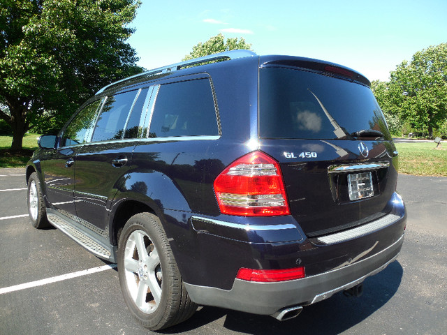2009 Mercedes-Benz GL450 4.6L Leesburg, Virginia 4