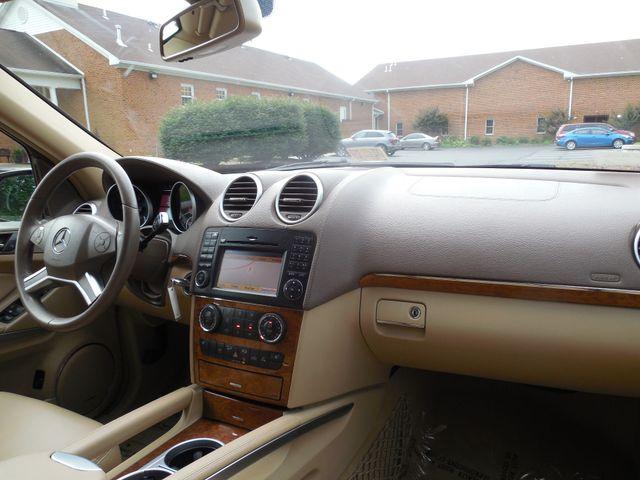 2009 Mercedes-Benz GL450 4.6L Leesburg, Virginia 17