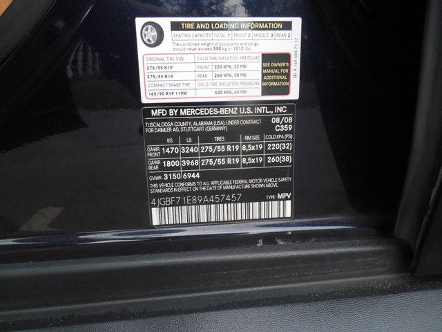 2009 Mercedes-Benz GL450 4.6L Leesburg, Virginia 33