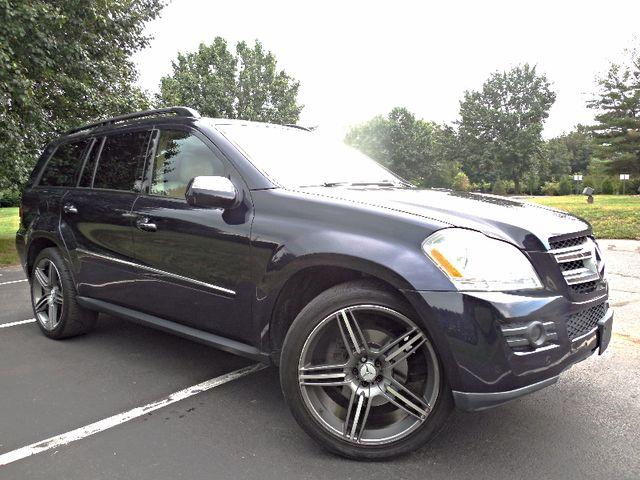 2009 Mercedes-Benz GL450 4.6L Leesburg, Virginia 1