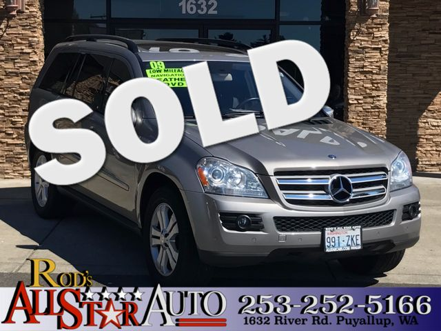 2009 Mercedes GL450 AWD The CARFAX Buy Back Guarantee that comes with this vehicle means that you