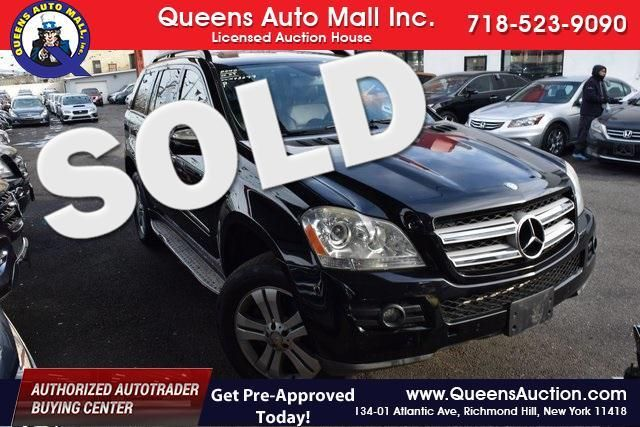 2009 Mercedes-Benz GL450 4.6L Richmond Hill, New York 0