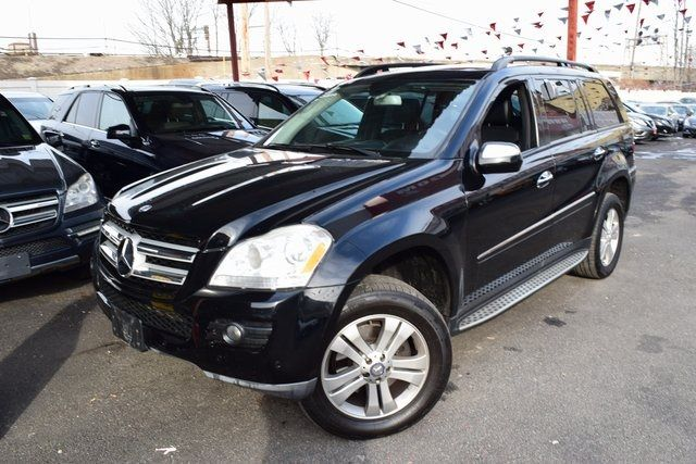 2009 Mercedes-Benz GL450 4.6L Richmond Hill, New York 1