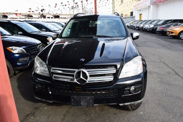 2009 Mercedes-Benz GL450 4.6L Richmond Hill, New York 2