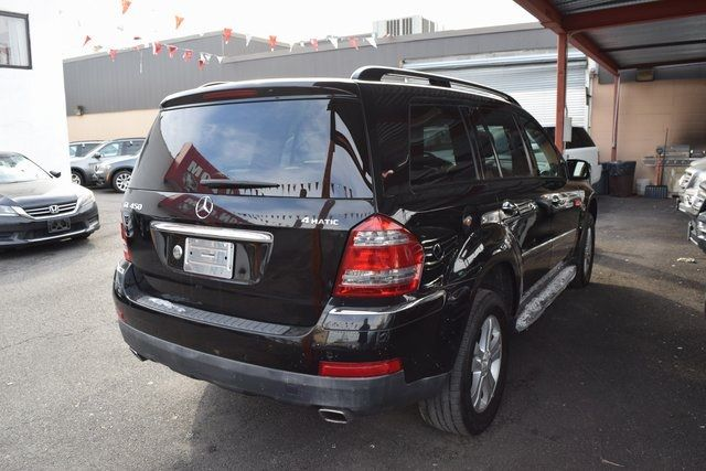 2009 Mercedes-Benz GL450 4.6L Richmond Hill, New York 8