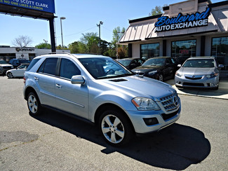 2009 Mercedes-Benz ML350 3.5L Charlotte, North Carolina