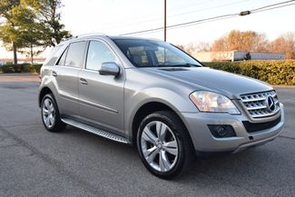 2009 Mercedes-Benz ML350 3.5L Memphis, Tennessee 1