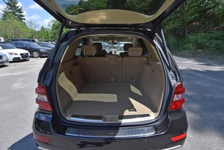 2009 Mercedes-Benz ML350 4Matic Naugatuck, Connecticut 4