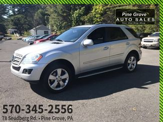2009 Mercedes-Benz ML350 3.5L | Pine Grove, PA | Pine Grove Auto Sales in Pine Grove