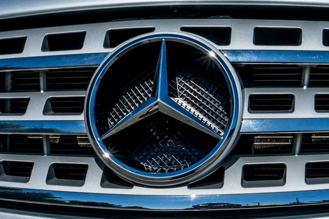 2009 Mercedes-Benz ML350 3.5L AWD - 86K MILES - SUNROOF -1-OWNER Reseda, CA 51