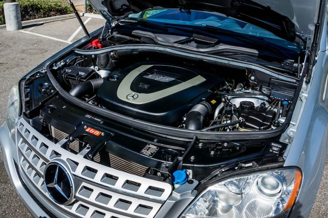 2009 Mercedes-Benz ML350 3.5L AWD - 86K MILES - SUNROOF -1-OWNER Reseda, CA 39
