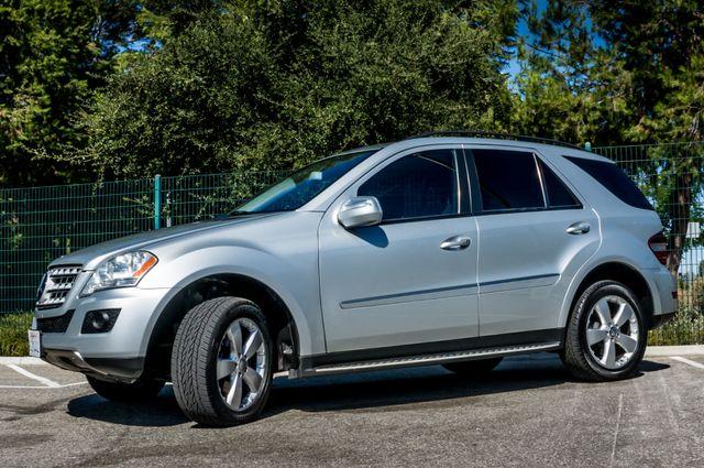 2009 Mercedes-Benz ML350 3.5L AWD - 86K MILES - SUNROOF -1-OWNER Reseda, CA 43