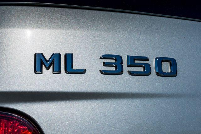 2009 Mercedes-Benz ML350 3.5L AWD - 86K MILES - SUNROOF -1-OWNER Reseda, CA 50