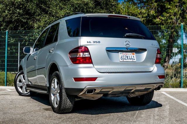 2009 Mercedes-Benz ML350 3.5L AWD - 86K MILES - SUNROOF -1-OWNER Reseda, CA 7