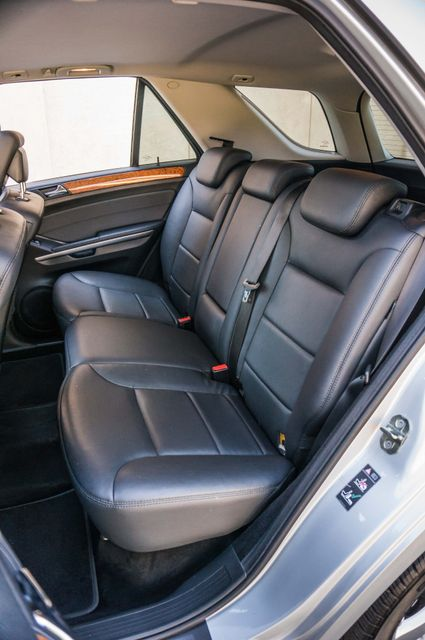 2009 Mercedes-Benz ML350 3.5L AWD - 86K MILES - SUNROOF -1-OWNER Reseda, CA 31