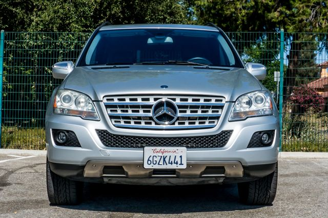 2009 Mercedes-Benz ML350 3.5L AWD - 86K MILES - SUNROOF -1-OWNER Reseda, CA 2