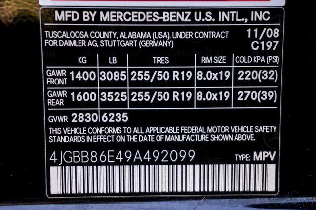 2009 Mercedes-Benz ML350 3.5L Reseda, CA 41