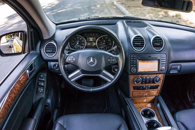 2009 Mercedes-Benz ML350 3.5L Reseda, CA 17