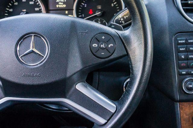 2009 Mercedes-Benz ML350 3.5L Reseda, CA 19