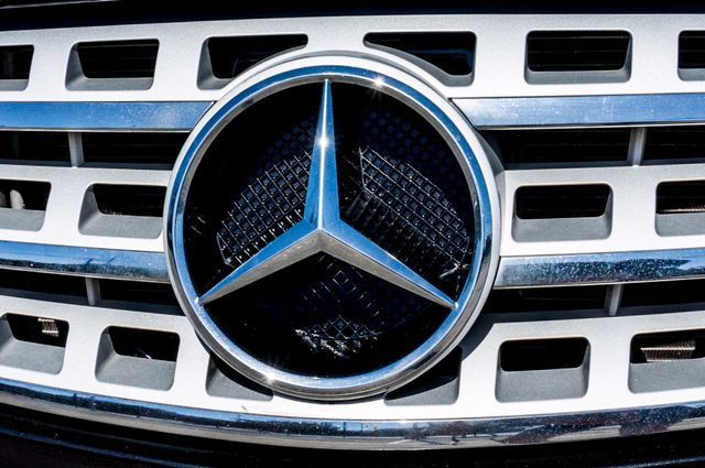 2009 Mercedes-Benz ML350 3.5L Reseda, CA 48