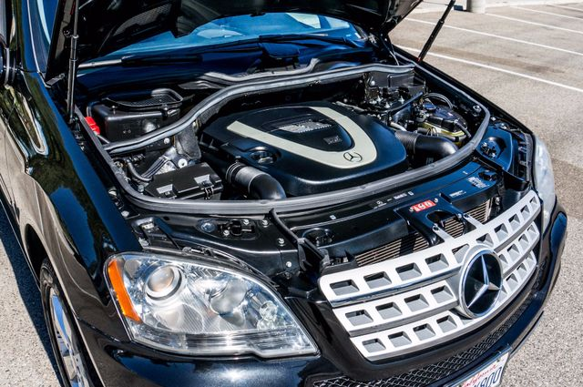 2009 Mercedes-Benz ML350 3.5L Reseda, CA 40